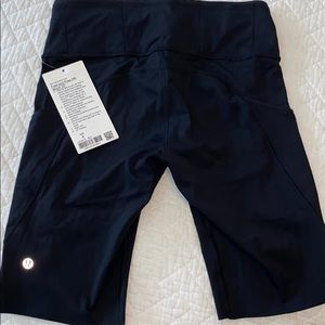 "Lululemon Fast And Free Short 10""  Non-Reflective"